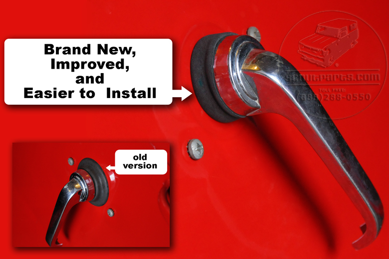 Escutcheons Now Available! New and In Stock!