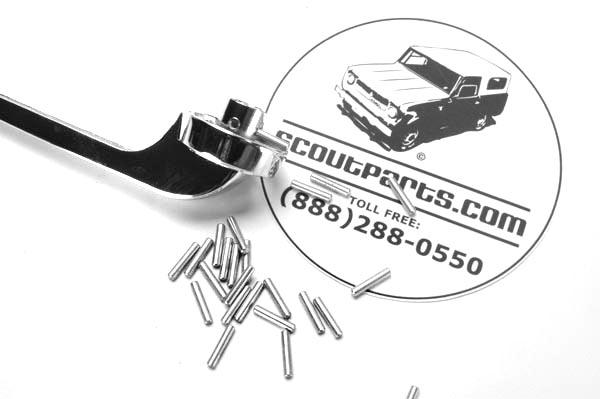 Door  & Window Handle Retainer Pins