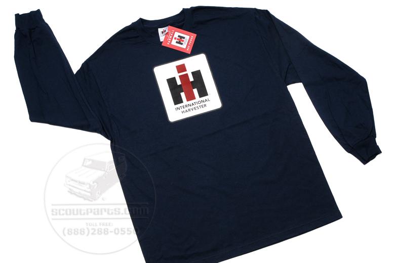 International Harvester - Long Sleeve T-shirts