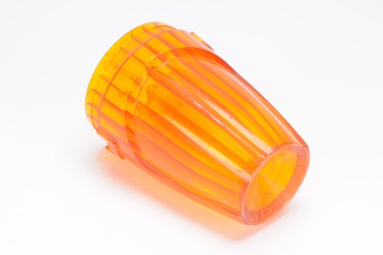 Marker light lens