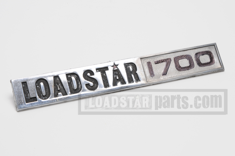 Loadstar 1700 emblem