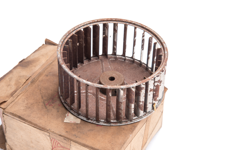 cage Fan - new old stock