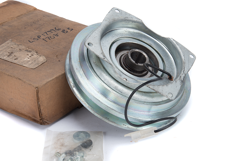 Clutch air conditioning - new old stock