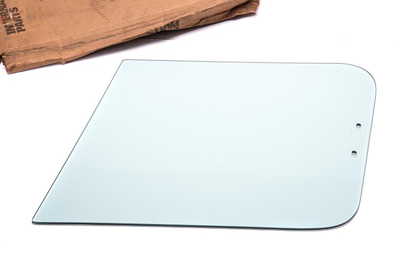 Glass window - new old stock