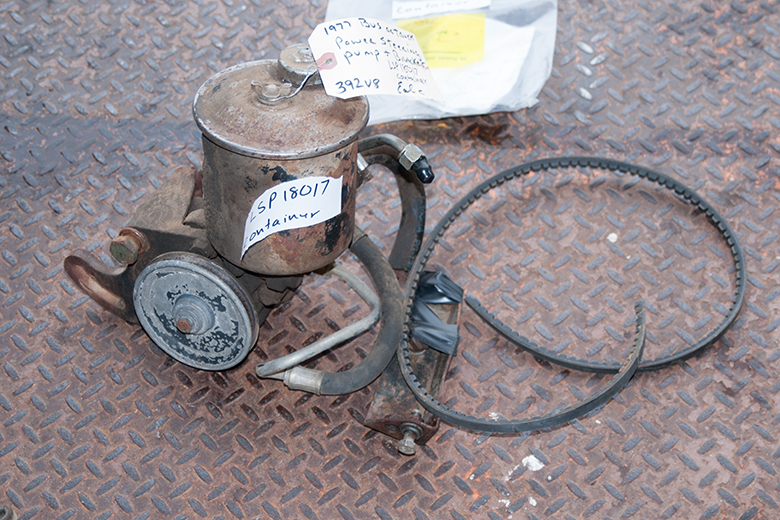 Power Steering Pump - Used