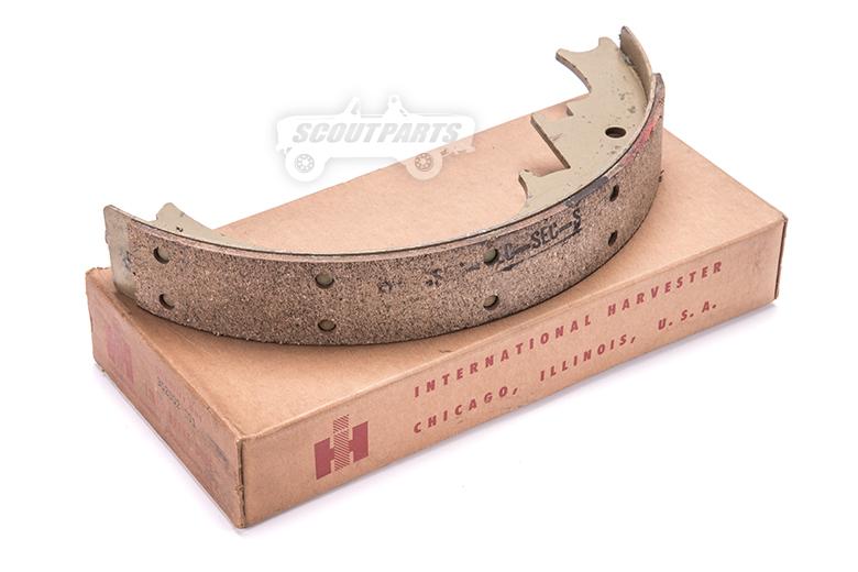 Brake shoe - New old stock