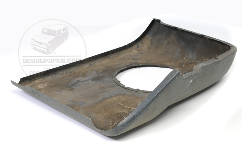 Sheet Metal, Head light front fender NOS - Fleetstar-A