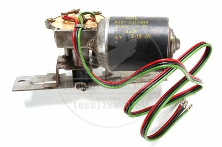 Loadstar NOS Wiper Motor