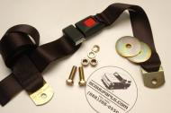 These are OEM lap belts with mounting hardware.
