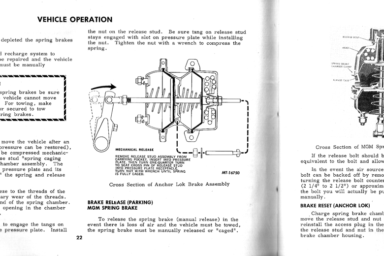 Cargostar and Loadstar Series Operator's Owner's Manual 1977