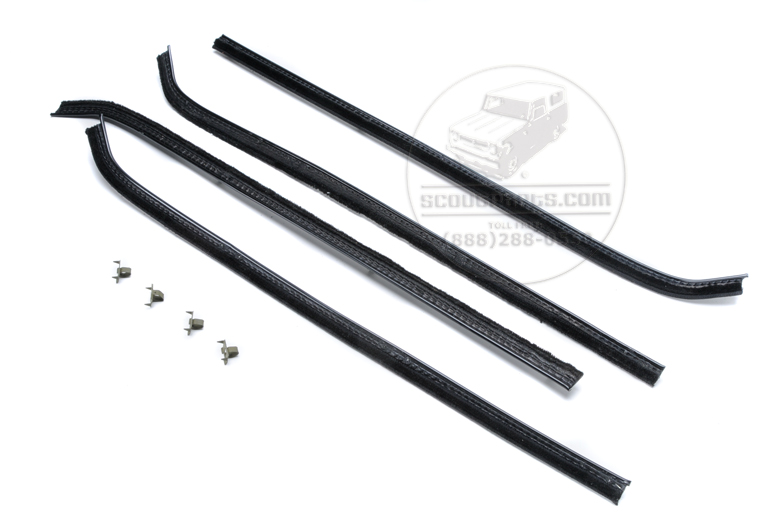 Door Kit, Travelall PU 57-77
