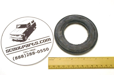 Fuel Neck Grommet, Seal