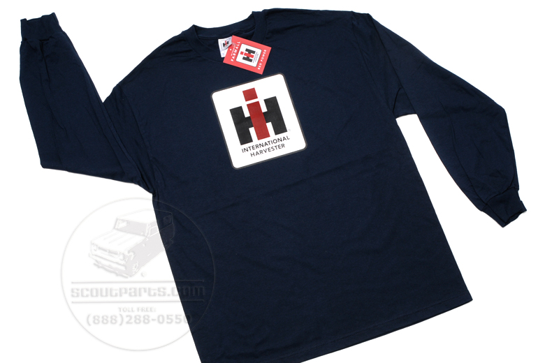 International Harvester - Long Sleeve T-shirts