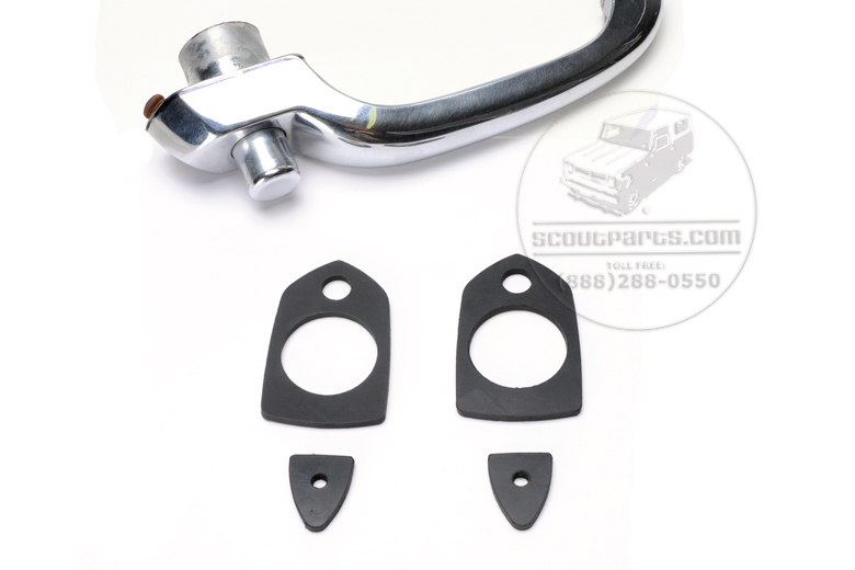 Loadstar Door Handle Gasket Kit For Push Button Handles