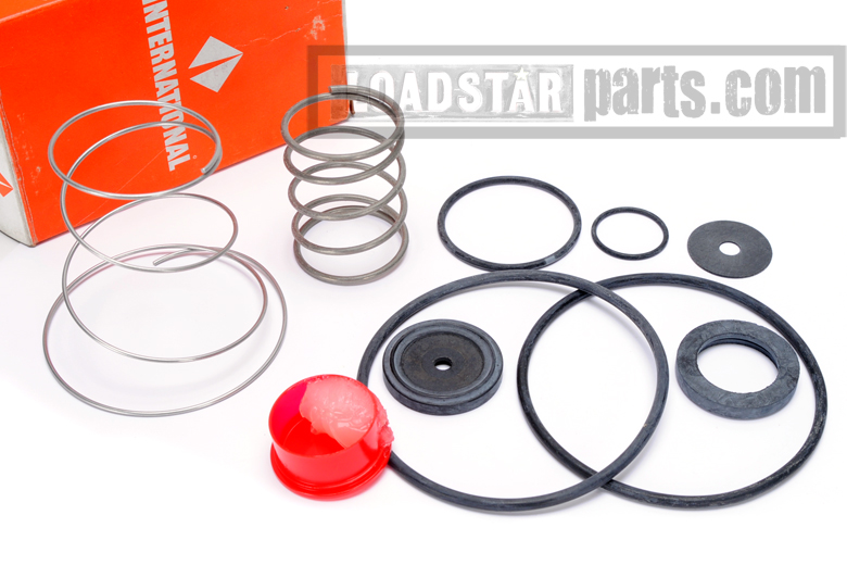 SPRING BRAKE RELAY VALVE REPAIR KIT