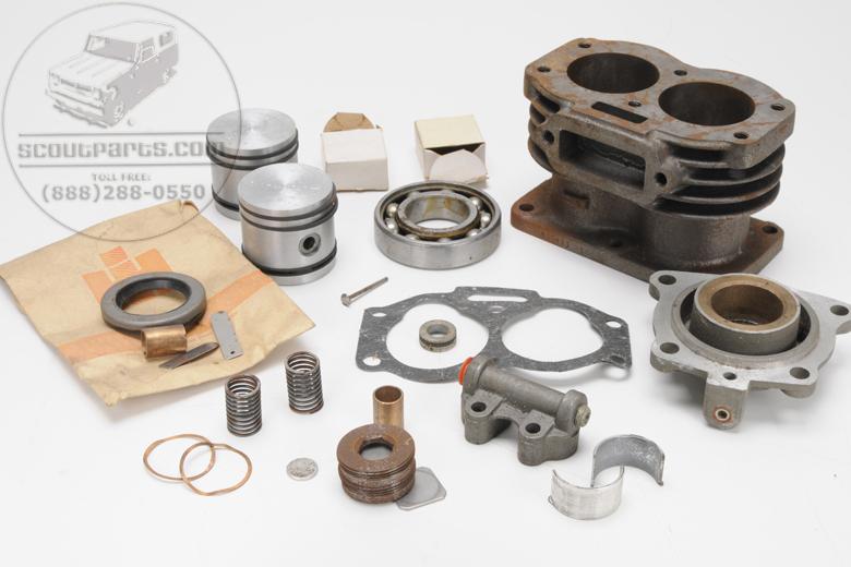 Compressor Rebuild kit - new old stock