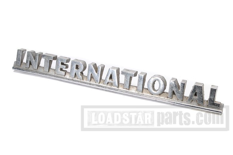 Emblem INTERNATIONAL Used