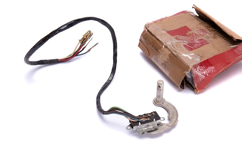 Turn signal switch - New old stock w/o emergencys.
