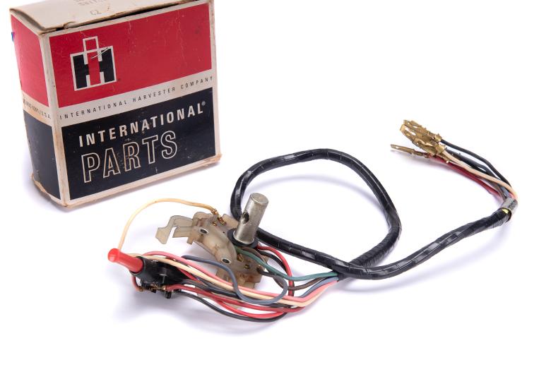 Turn signal switch -  loadstar 1972-1979