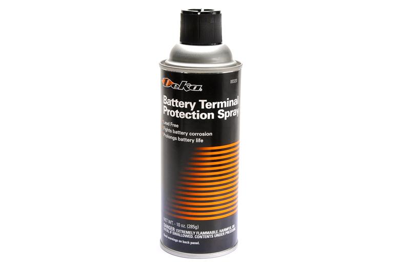 Spray Battery Terminal Protector.