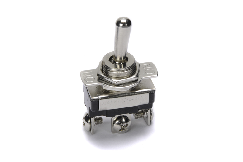 Toggle Switch - 3 Pole- Medium Duty
