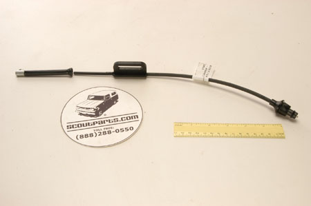 Accelerator Cable, NEW