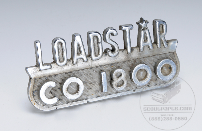 Loadstar CO 1800 Emblem