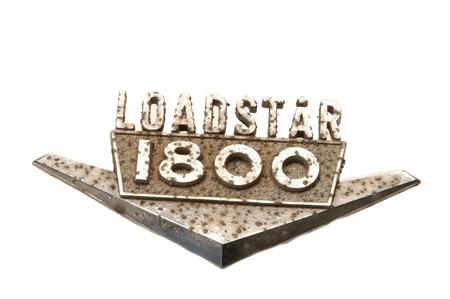 Loadstar 1800 Used Emblem