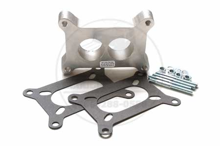 Carburetor Spacer -Ported  Aluminum