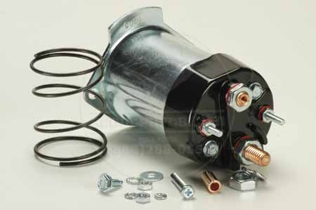 Replacement Starter Solenoid & Relay Kit  - International Harvester