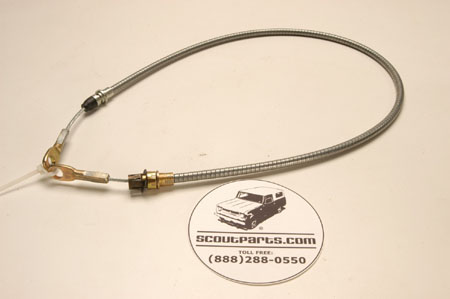 Clutch Control Cable