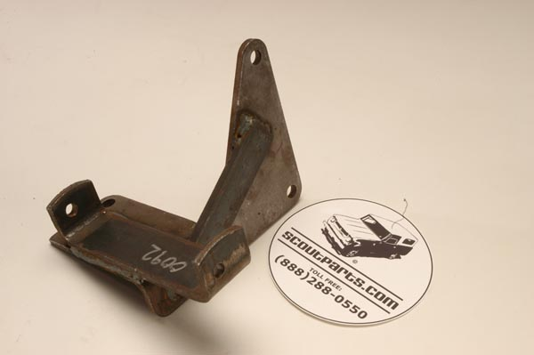 Scout 80/800 Alternator Bracket - Lower