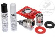 A must have for any International.  Kit Includes:  Cleaner Spray Protection Spray Terminal Brush Red and Black Anti Corrosion Washers Hand Cleaner Directions