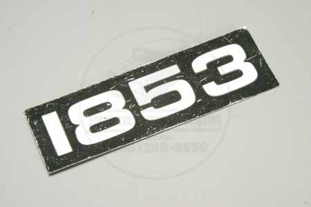 1835 Loadstar Decal New Old Stock