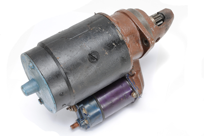Starter Motor - New Old Stock  4 Or 8 Cylinder Engines